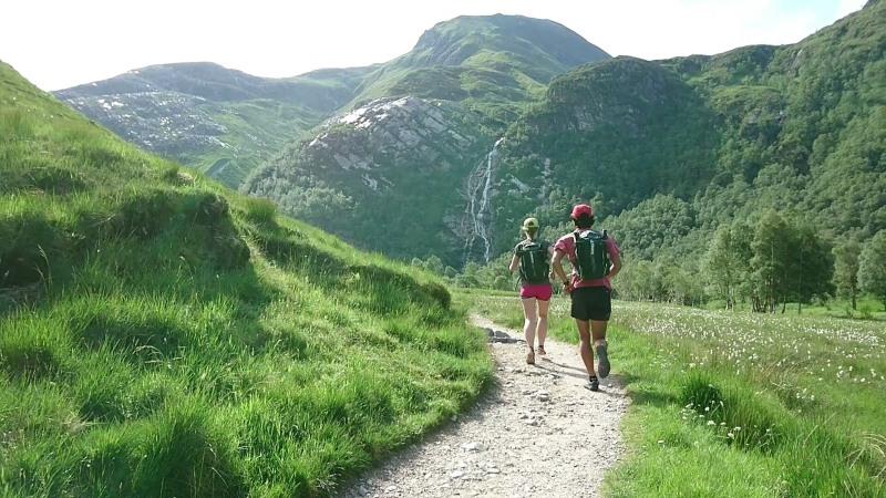 Fastpack Journal in Scotland 3