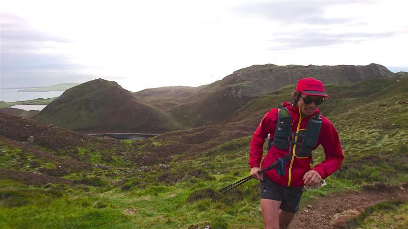 Fastpack Journal in Scotland 4