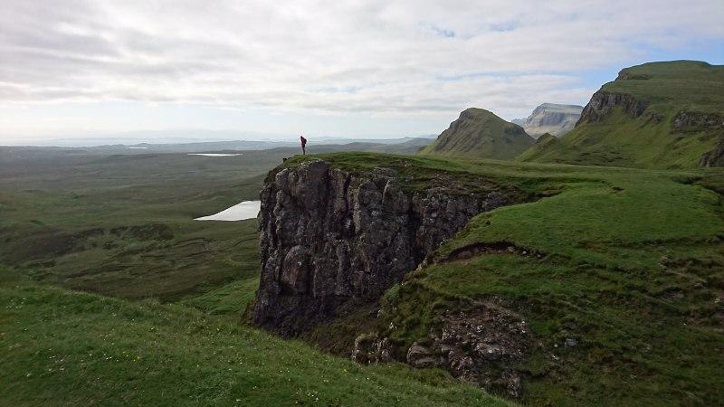 Fastpack Journal in Scotland 5